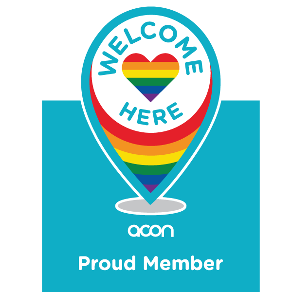 Welcome Here ACON Proud Member